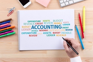 bookkeeping and accounting graphic