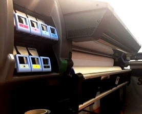 Wide format printing machine – G Force Printing Perth